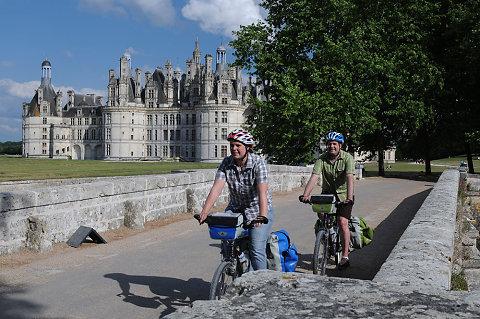 Loire-Radweg